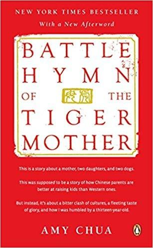 """DF Library Event: Colonel Brown's Brown Bag Book Group - """"Battle Hymn of the Tiger Mother"""" by Amy Chua"""