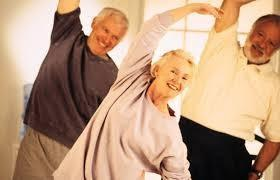 DF Library Event: Exercise Classes for Seniors - Chair Yoga