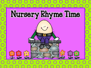 DF Library Event: Nursery Rhyme Time