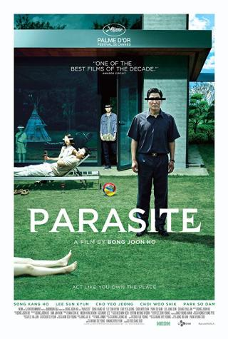 """DF Library Event: Movie Matinee """"Parasite"""""""
