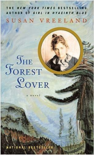 """DF Library Event: Colonel Brown's Brown Bag Book Group """"The Forest Lover"""" by Susan Vreeland"""