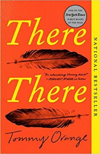 """DF Library Event: Town & Gown Book Group: """"There There"""" by Tommy Orange"""