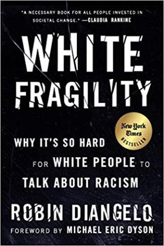 DF Library Event: Showing Up For Racial Justice Book Group